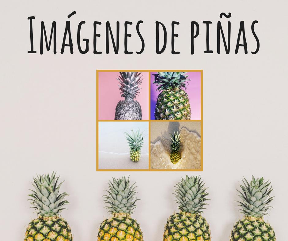 Imagenes de piñas